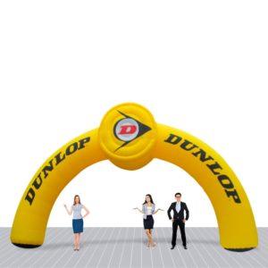 10′ x 13′ Custom Inflatable Arch