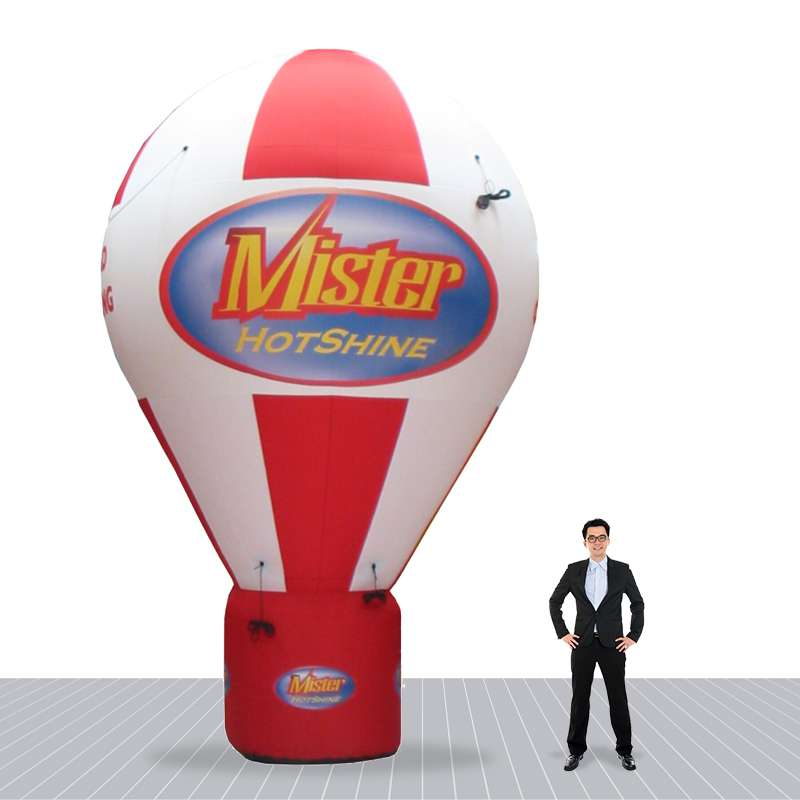 15′ Cold Air Shape Advertising Inflatable