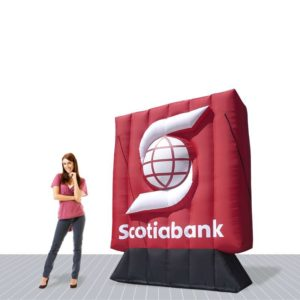 12′ Giant Advertising Inflatable Billboard