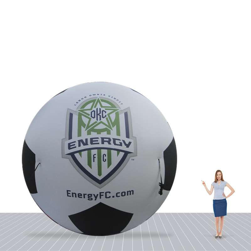12′ Advertising Inflatable Soccer Ball