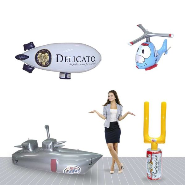 PVC Sealed Advertising Inflatable Replicas